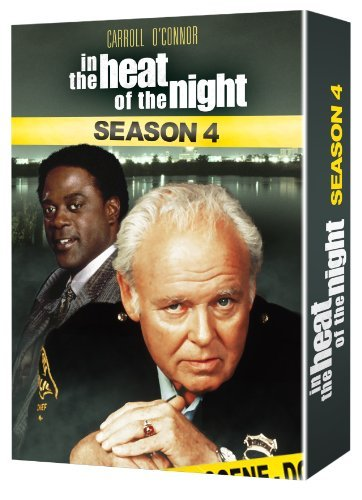 In The Heat Of The Night Season 4 DVD Nr