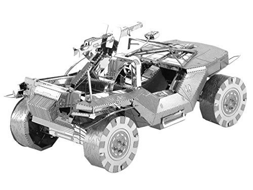 Novelty Metalearth Halo Warthog