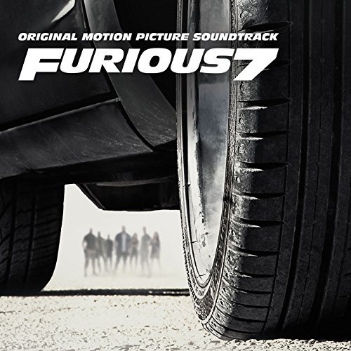 Fast & The Furious Furious 7 Furious 7 O.S.T. Soundtrack