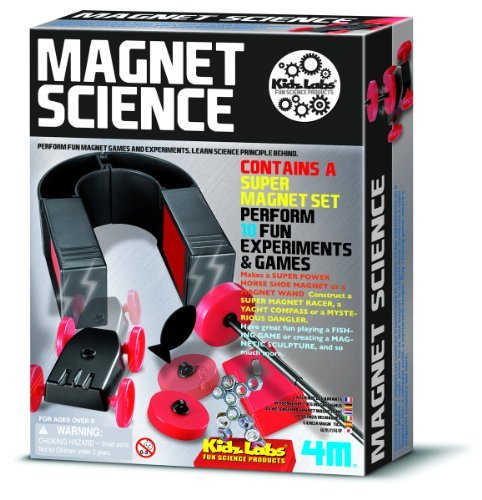 Toy Magnet Science