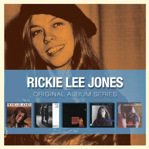 Rickie Lee Jones Original Album Series 5 CD