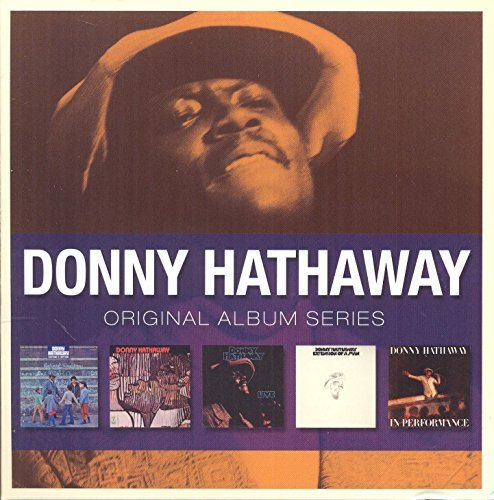 Donny Hathaway Original Album Series 5 CD