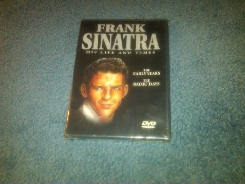 Early Years Radio Days Sinatra Frank Bw Keeper Nr