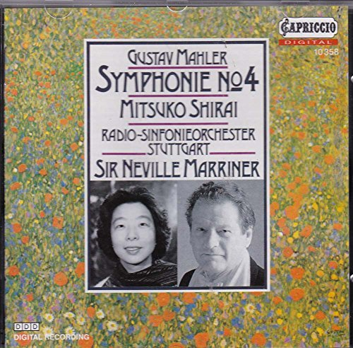 Shirai Marriner Srs Sym 4 Mahler