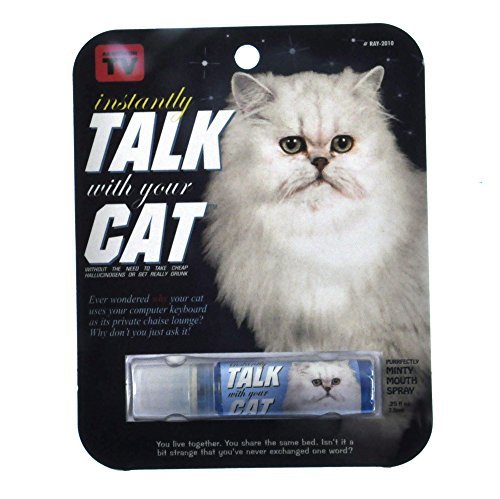 Breath Spray Instantly Talk Like Your Cat