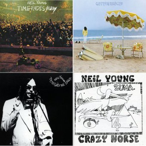 Neil Young Official Release Series Discs 5 8