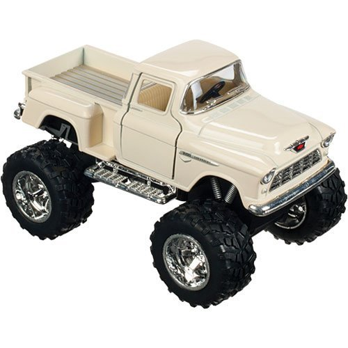 Toy Monster Chevy Pickup Die Cast