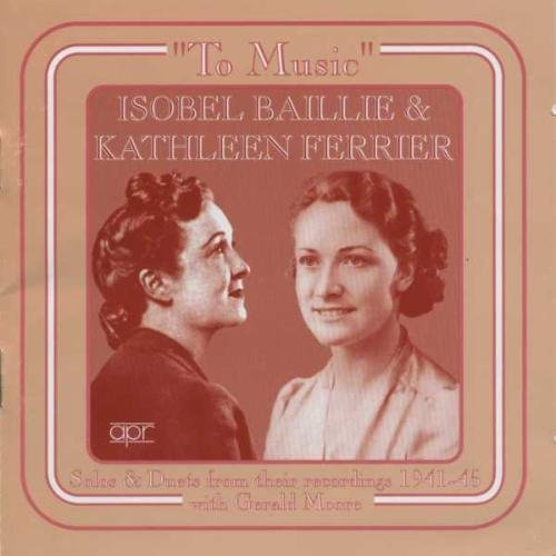 Baillie Ferrier To Music Solos & Duets From Th Baillie Ferrier Moore
