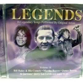 Legends Vol. 18