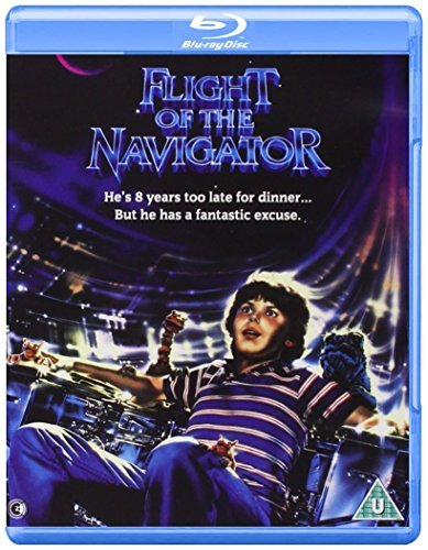Flight Of The Navigator (1986) Flight Of The Navigator Import Gbr