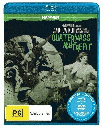 Hammer Horror Quatermass & The Hammer Horror Quatermass & The Import Aus