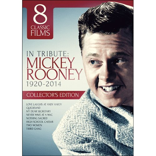 Mickey Rooney Commemoration Co Mickey Rooney Commemoration Co