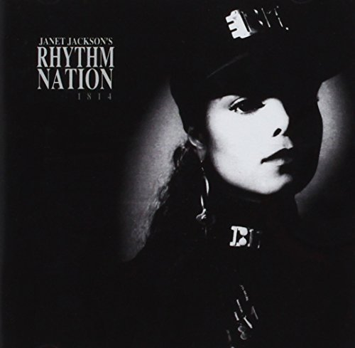 Janet Jackson Rhythm Nation 1814 Import Jpn