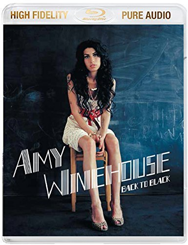 Amy Winehouse Back To Black Blu Ray Audio
