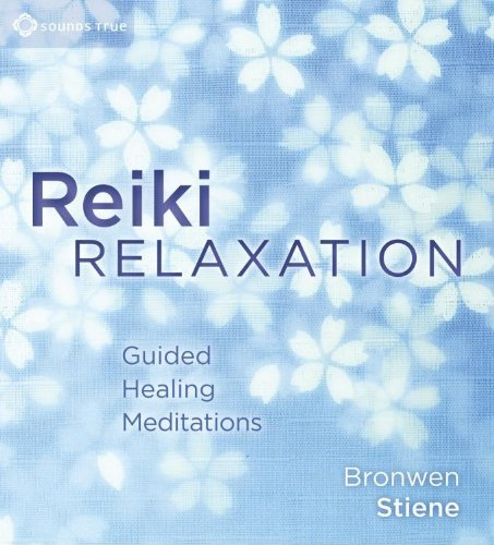 Bronwen Stiene Reiki Relaxation Guided He 2 CD