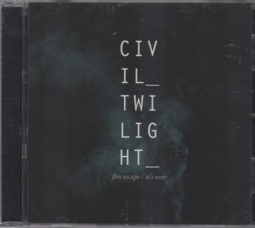 Civil Twilight Fire Escape It's Over W $2 Off Coupon