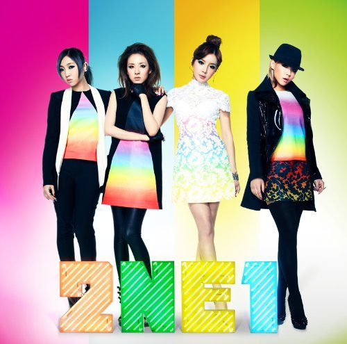 2ne1 Scream Import Jpn