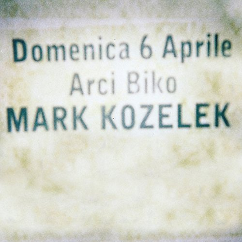 Mark Kozelek Live At Biko