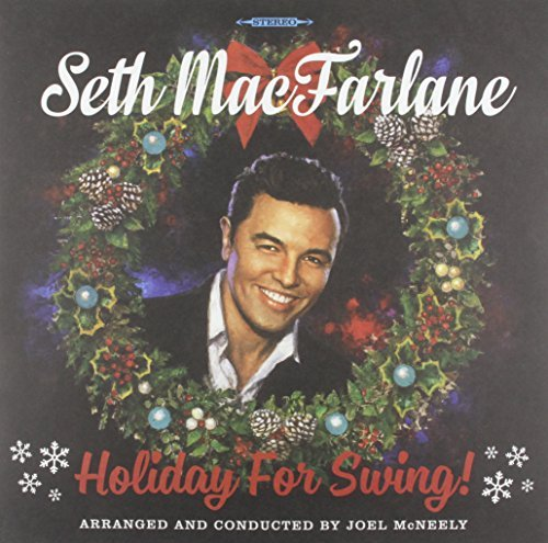 Seth Macfarlane Holiday For Swing Limited Red Vinyl Lp