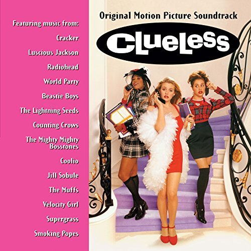 Clueless Soundtrack Black Vinyl