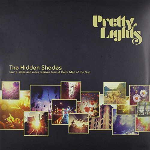 Pretty Lights Hidden Shades 10 Inch Vinyl
