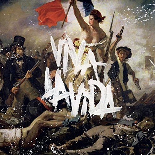 Coldplay Viva La Vida 2 Lp