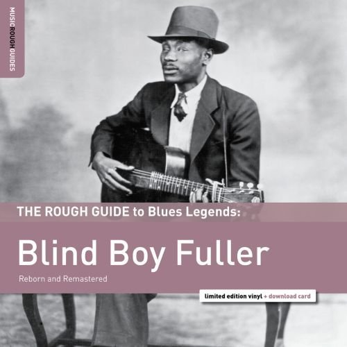 Blind Boy Fuller Rough Guide To Blind Boy Fulle