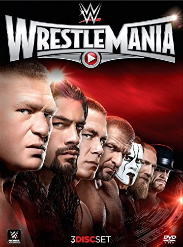 Wwe Wrestlemania 31 DVD