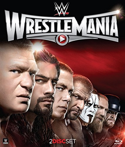 Wwe Wrestlemania 31 Blu Ray