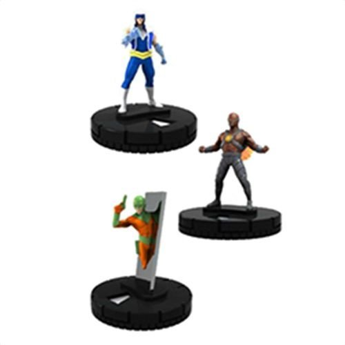 Heroclix Rogues Fast Forces