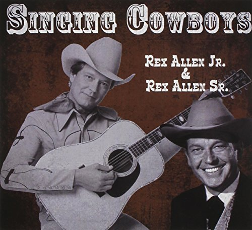 Rex Allen Jr Singing Cowboys