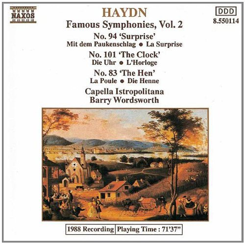 Barry Capi Wordsworth Sym 83 94 101 V2 Haydn