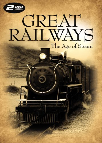 Great Railways The Age Of Ste Great Railways The Age Of Ste Nr 2 DVD