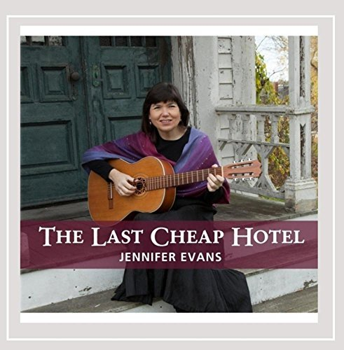 Jennifer Evans Last Cheap Hotel