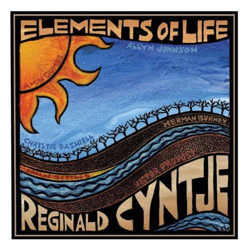 Reginald Cyntje Elements Of Life