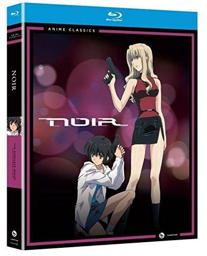Noir The Complete Series Blu Ray Nr