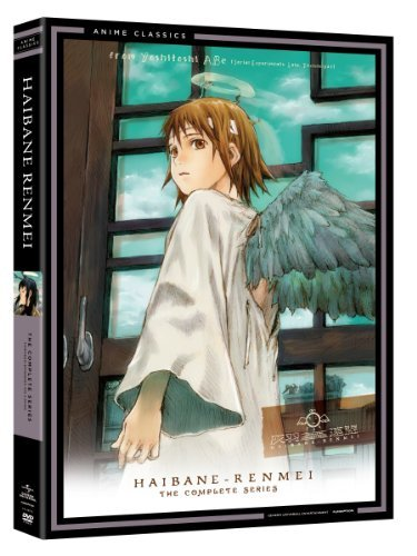 Haibane Renmei Complete Box Set Tv14 2 DVD