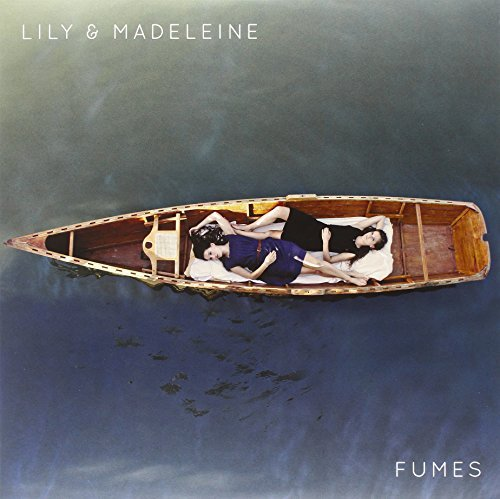 Lily & Madeleine Fumes Indie Exclusive Pop Bottle Green Vinyl