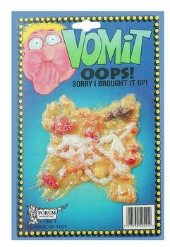 Novelty Fake Vomit