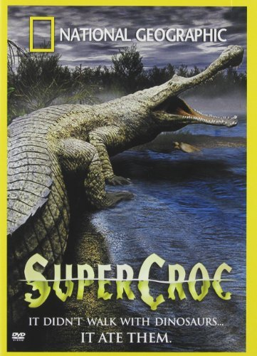 Supercroc National Geographic Nr