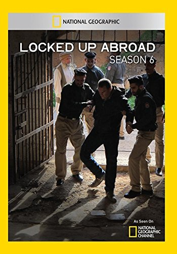 Locked Up Abroad Season 6 Locked Up Abroad Made On Demand Nr 2 DVD