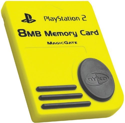 Ps2 Memory Card 8mb Ps2 Memory Card 8mb I101 Filp
