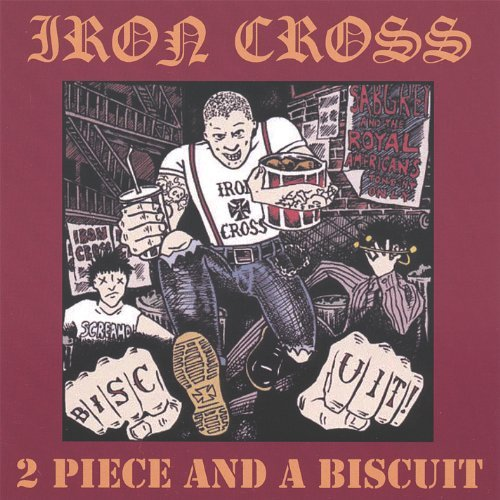 Iron Cross 2 Piece & A Biscuit