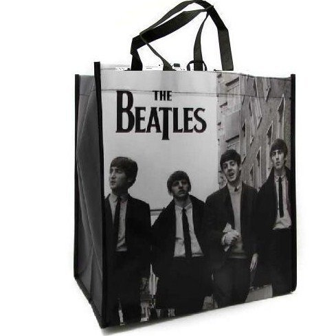 Beatles Group Pics Tote Tote