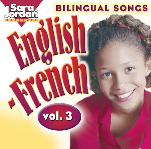 Sara Publishing Jordan Vol. 3 Bilingual Songs Englis