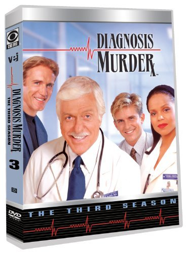 Diagnosis Murder Season 3 DVD