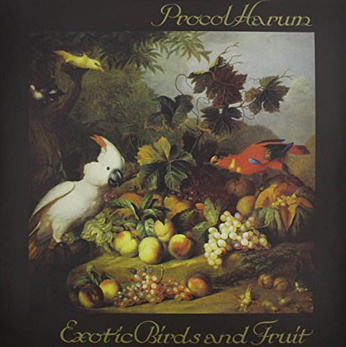 Procol Harum Exotic Birds & Fruit 2 Lp