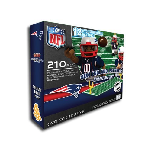 Oyo New England Patriots Game Time Set