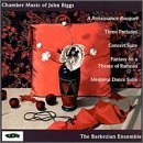 John Biggs Chamber Music Of John Biggs Barkezian Ens