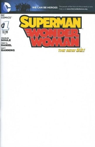 Comic Book Superman Wonder Woman